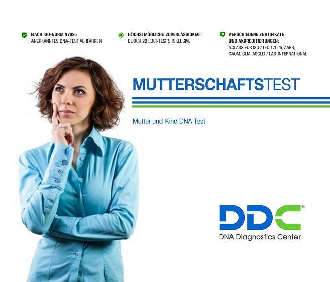 Mutterschaftstest bestellen & innerhalb weniger Tage Sicherheit haben >> Vaterschaftstest24.at